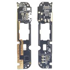 Шлейф зарядки HTC Desire 728 / микрофон