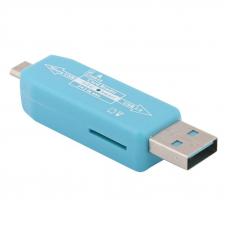 USB/Micro USB OTG Картридер