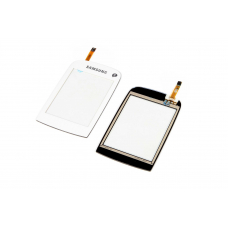 Сенсорное стекло,Тачскрин Samsung C3262 White (Original)