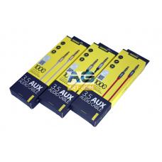 AUX провода REMAX RL-L100 1000mm 3.5 Black