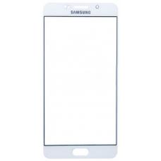 Защитное стекло полное Samsung Galaxy A7 (2016) SM-A710F белое