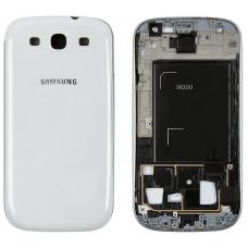 Корпус Samsung Galaxy S3 GT-i9300 белый