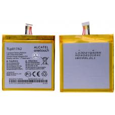 Аккумулятор Alcatel OT-6012X/OT-6012D/OT-6014X/OT-6015X/OT-6016X/OT-6016D TLp017A2/ TLp017A1