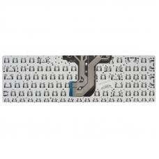 Клавиатура для HP Pavilion 250 G4 G5, 255 G4, 15-af черная без рамки
