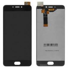 Дисплей с тачскрином Meizu M6 черный