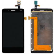Дисплей с тачскрином Lenovo S660 черный