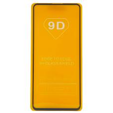 Защитное стекло полное для Huawei Honor 10X Lite / Y7A / P smart (2021) / Enjoy 20S черное