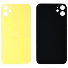 Задняя крышка для iPhone 11 желтая
