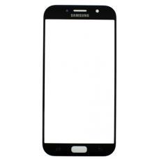 Стекло для дисплея Samsung Galaxy A7 (2017) SM-A720F черное