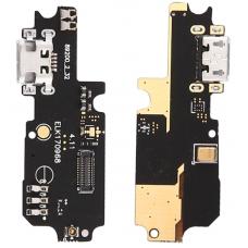 Шлейф зарядки Asus ZenFone 3 Max ZC553KL (X00DD)