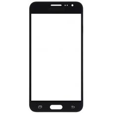 Стекло для дисплея Samsung Galaxy J3 (2016) SM-J320 черное