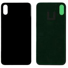 Задняя крышка для iPhone X черная