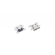 Разъем зарядки China Mobile Micro Usb 5pin ( R114 )