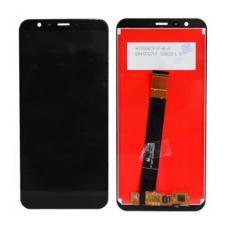 Дисплей с тачскрином Meizu M8C черный