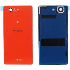 Задняя крышка Sony Xperia Z3 compact D5803 красная