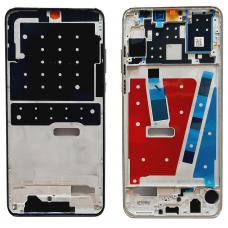 Рамка дисплея для Huawei P30 Lite / Honor 20 Lite / 20S Белая