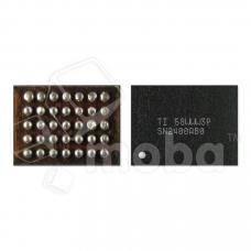 Микросхема для iPhone 49C5371 (Контроллер питания USB для iPhone 6 [черная] - 35 pin)