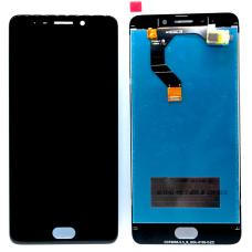 Дисплей с тачскрином Meizu M6 Note черный
