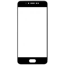 Защитное стекло полное Meizu Pro 6 черное
