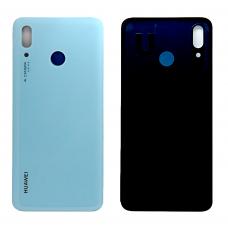 Задняя крышка Huawei Nova 3 (PAR-LX1) голубая