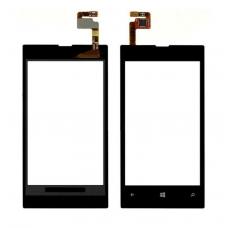 Тачскрин Nokia Lumia 520 / Lumia 525 RM-998 черный
