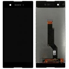 Дисплей с тачскрином Sony Xperia XA1 / XA1 Dual G3121 / G3112 черный