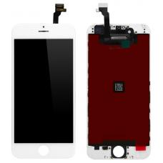 Дисплей с тачскрином для iPhone 6 Plus белый AAA