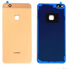 Задняя крышка Huawei P10 Lite (WAS-LX1) золотая