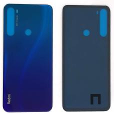 Задняя крышка Xiaomi Redmi Note 8 синяя