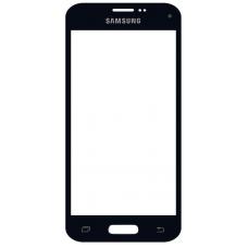Стекло для дисплея Samsung Galaxy S5 mini SM-G800F синее
