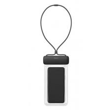 Чехол водонепроницаемый Baseus Lets go Slip Cover Waterproof Bag (ACFSD-DG1) (black and gray)
