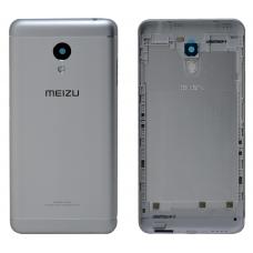 Задняя крышка/корпус Meizu M3S серебряный