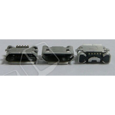 Разъем MicroUSB для Nokia 8600/6500S/6600S/7900/8800 Arte/6303/701/X7/C7-00/C6-01