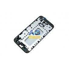 Корпусной часть (Корпус) Samsung Galaxy J3 2017 J330 рамка дисплея Black