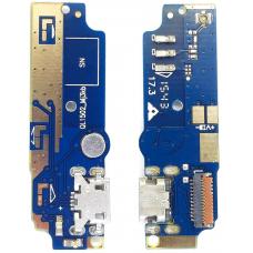Шлейф зарядки Asus ZenFone Max ZC550KL (Z010DD)