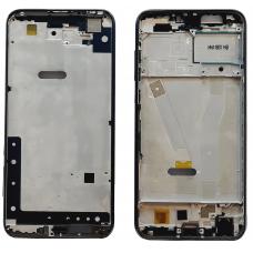 Рамка дисплея для Huawei Honor 9 Lite Черная