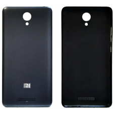 Задняя крышка/корпус Xiaomi Redmi Note 2 черная