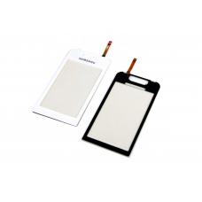 Сенсорное стекло,Тачскрин Samsung S5233 TV white