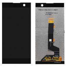 Дисплей с тачскрином Sony Xperia XA2 / XA2 Dual H3113 / H4113 черный