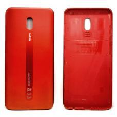 Задняя крышка Xiaomi Redmi 8A красная