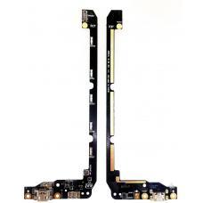 Шлейф зарядки Asus ZenFone Selfie ZD551KL (Z00UD)