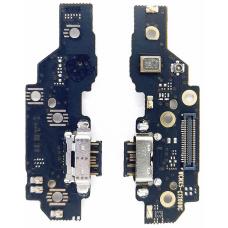 Шлейф зарядки Nokia 5.1 Plus TA-1105 / микрофон