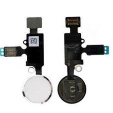 Кнопка Home для iPhone 8/ iPhone 8 Plus белая