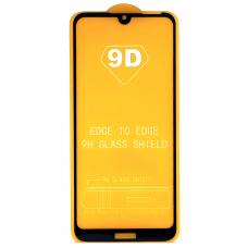 Защитное стекло полное для Huawei Honor 8A/8A Pro/Y6/Y6 Prime/Y6 Pro (2019)/Enjoy 9E/Play 8A черное