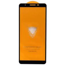 Защитное стекло полное для Samsung Galaxy A01 Core (SM-A013F)/M01 Core (SM-M315F)(OG Premium) черное