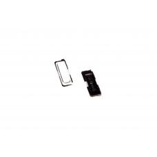 Кнопка Home Samsung i9500 Galaxy S4 Hoom White (Original)