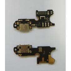 Шлейф зарядки ZTE Nubia Z11 Mini / микрофон