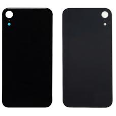 Задняя крышка для iPhone XR черная