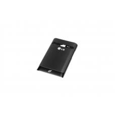 Задняя крышка LG E400 Optimus L3 black (Original)