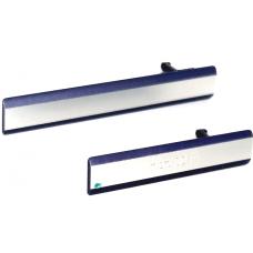 Заглушки в комплекте Sony Xperia Z2 D6503 черные